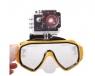 Дайвинг маска для экшн камер со специальным креплением