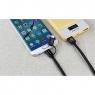 Кабель универсальный 2 в 1 micro-USB + Lightning Pineng PN-304