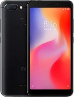 Xiaomi Redmi 6 3/32GB (черный)